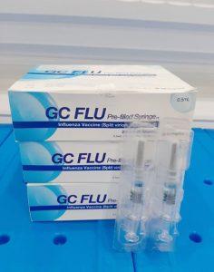 Vacxin cúm mùa có tác dụng trong bao lâu?