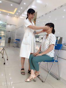 Điều trị cận thị bằng kính tiếp xúc Ortho-k